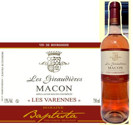 Domaine Jean-Philippe Baptista - Vin de la Bourgogne du sud